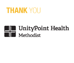 UnityPoint Health Thank You image
